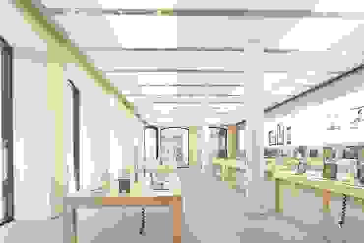 Apple Retail Store, Bologna, 2013 Spazi commerciali moderni di gre Moderno