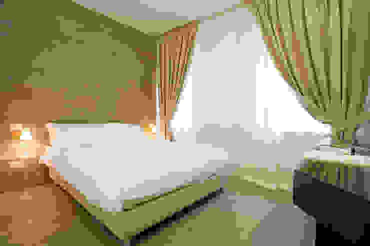 Hotel Modern Oleh Bcubo Architetti Modern