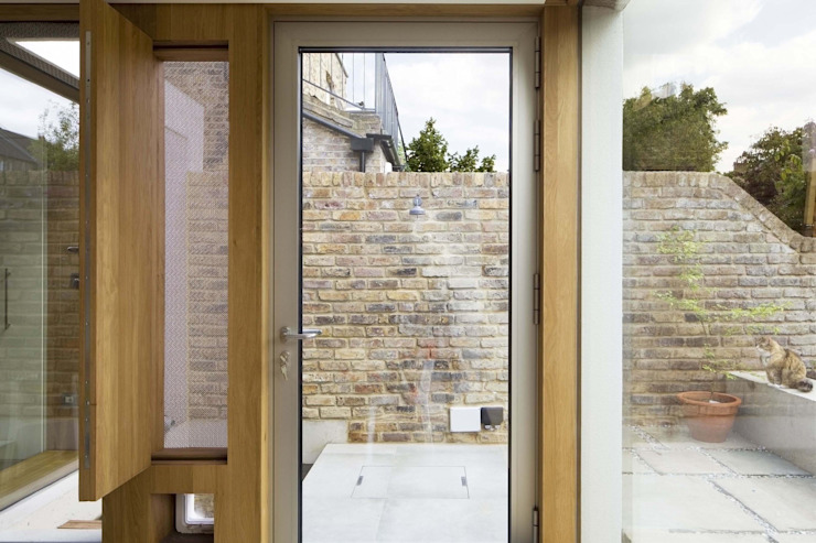 Huddleston Road Sam Tisdall Architects LLP Modern Windows and Doors