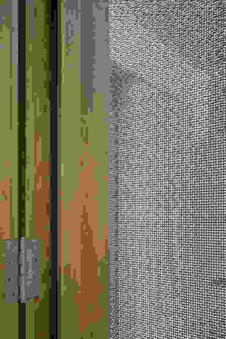 Huddleston Road Sam Tisdall Architects LLP Modern Walls and Floors
