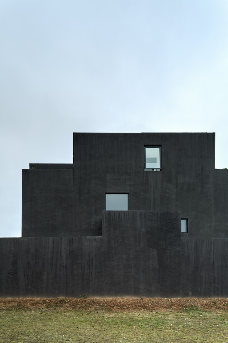 CUMBRES Habitaciones de DCPP Arquitectos