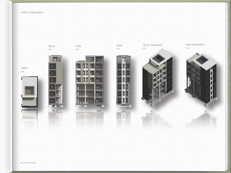 Lee Garden Myanmar: modern  by Vontey Design Consultant, Modern