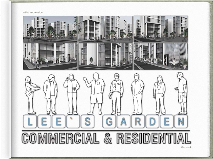 Lee Garden New Myanmar: modern  by Vontey Design Consultant, Modern