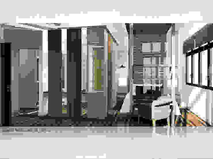 Windsor Singapore: modern  by Vontey Design Consultant, Modern