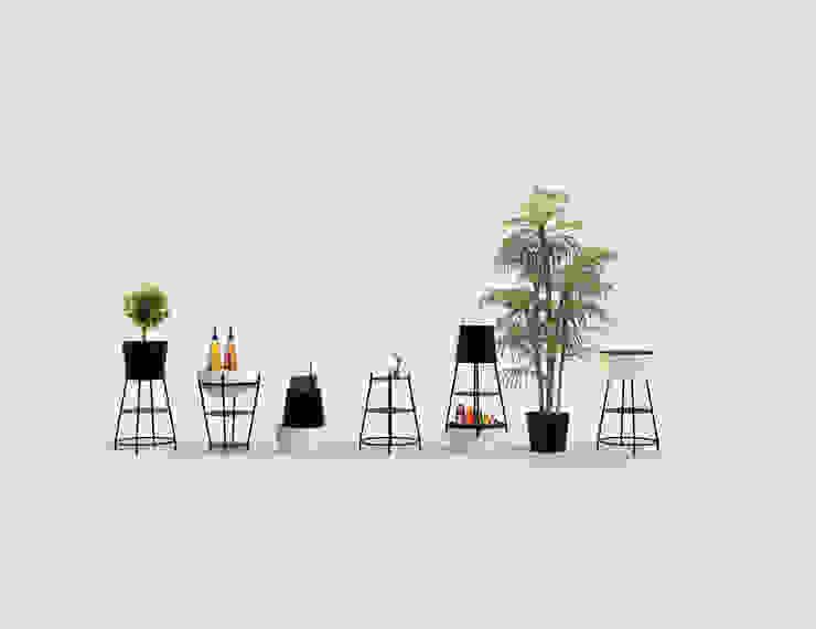 modern  by Bertrand Besnard Design, Modern