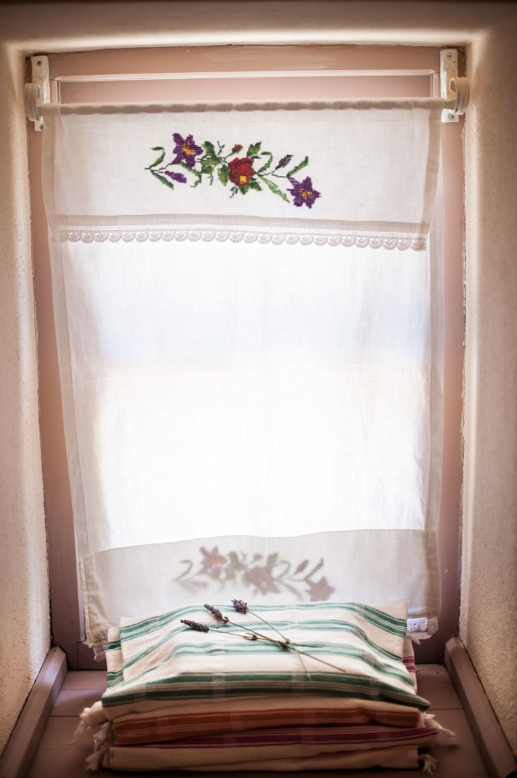 ARAL TATİLÇİFTLİĞİ Windows & doors Curtains & drapes