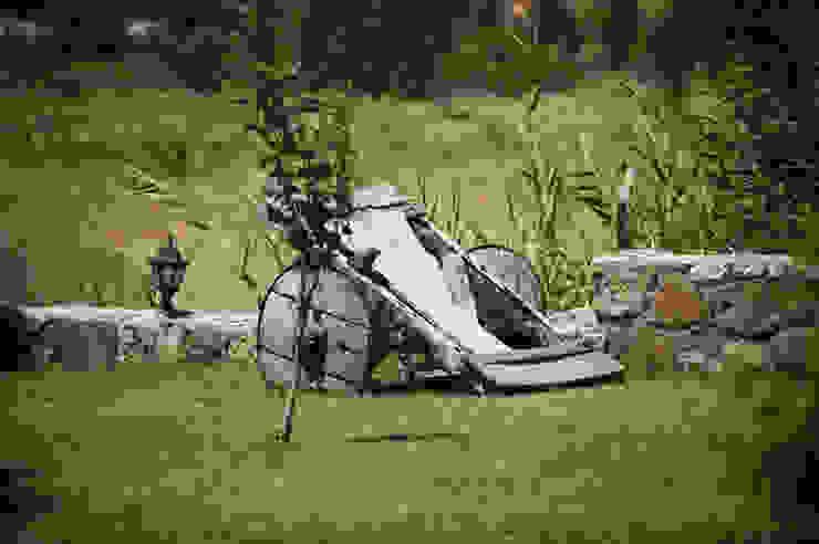 Jardines de estilo moderno de ARAL TATİLÇİFTLİĞİ Moderno