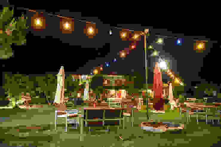 ARAL TATİLÇİFTLİĞİ Mediterranean style garden