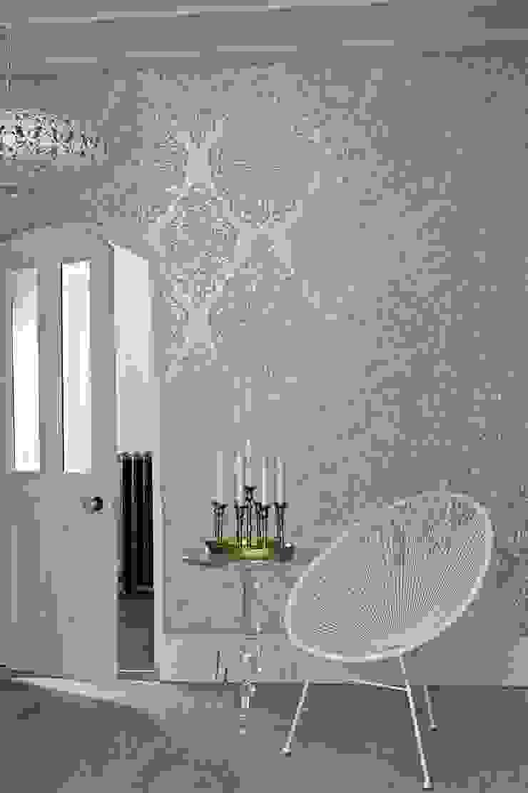 Zelige 에클레틱 거실 by Prestigious Textiles 에클레틱 (Eclectic)