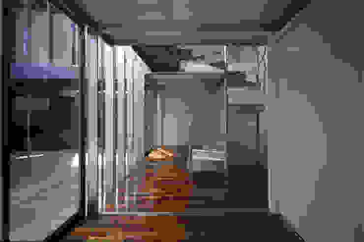 Casas modernas de M2-Nakatsuji Architect Atelier Moderno