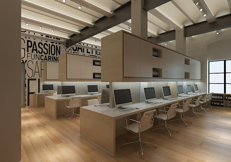Work Stations by Ashleys Minimalist