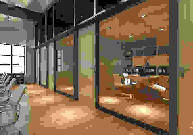 Meeting Rooms by Ashleys Minimalist