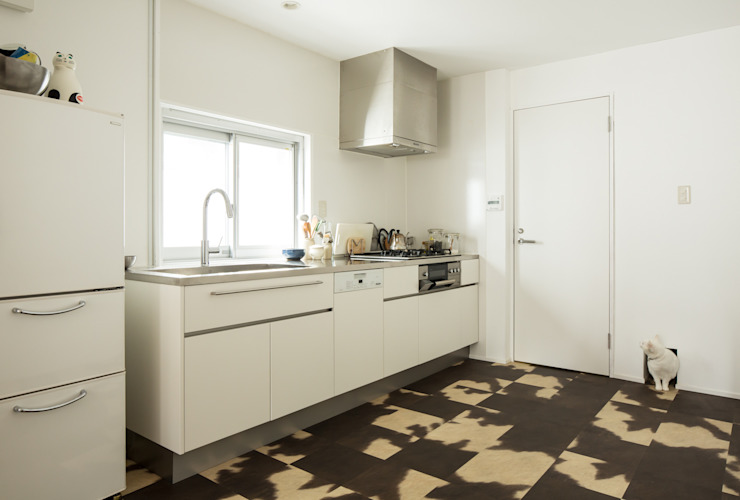 O-RENOVATION Maisons modernes par TOFU Moderne