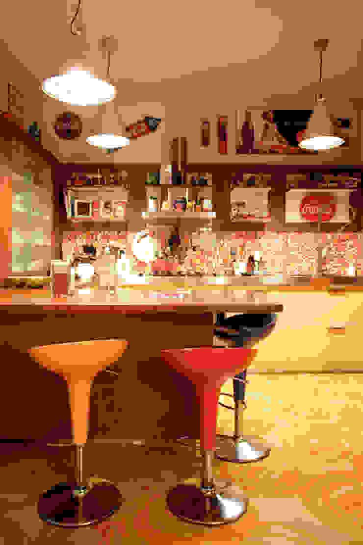 Cucina di Studio L'AB Landcsape Architecture & Building Moderno