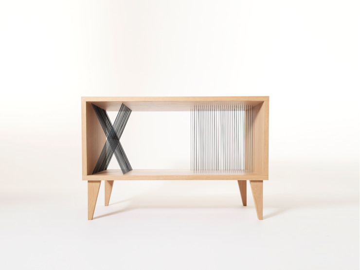 let's dance par Elsa Randé, design artisanal de fabrication française Scandinave