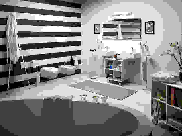 THE PROFESSIONAL BATHROOM Bagno eclettico di Lineabeta Eclettico