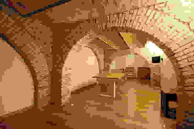 Comedores de estilo moderno de Luca Mancini | Architetto Moderno