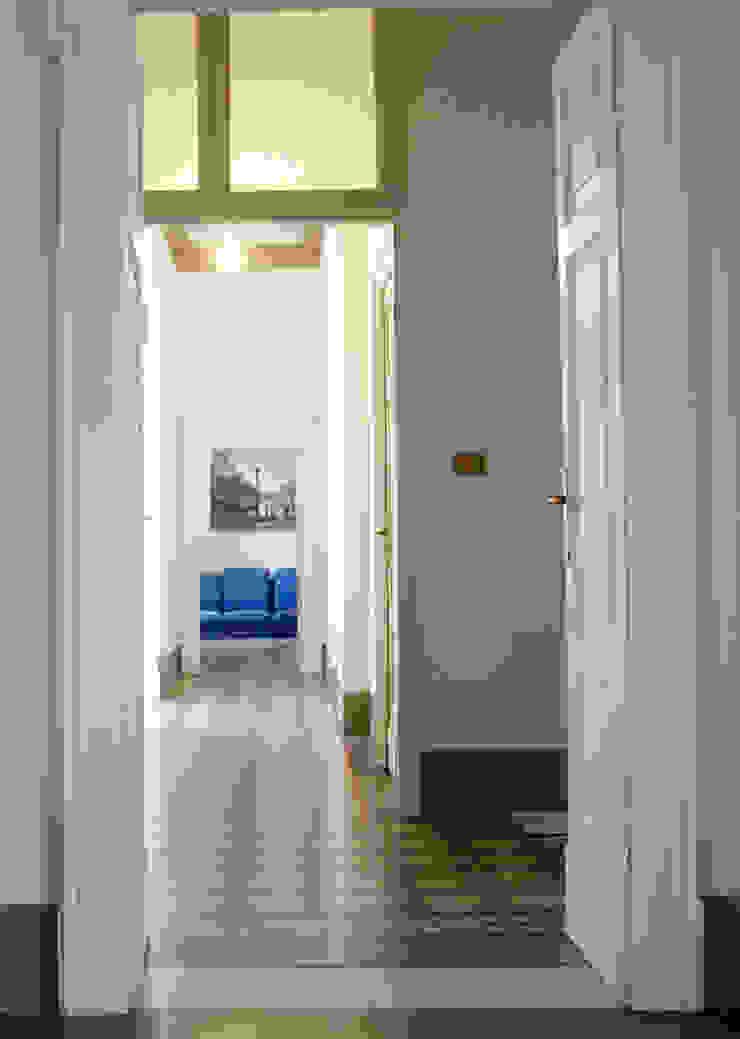 Corridoio centrale di Arch. Fabio Pacillo Classico