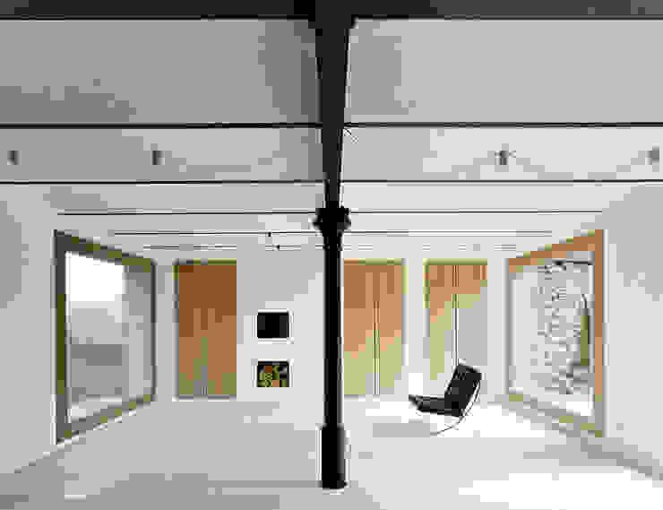 Comedores de estilo minimalista de JAN RÖSLER ARCHITEKTEN Minimalista