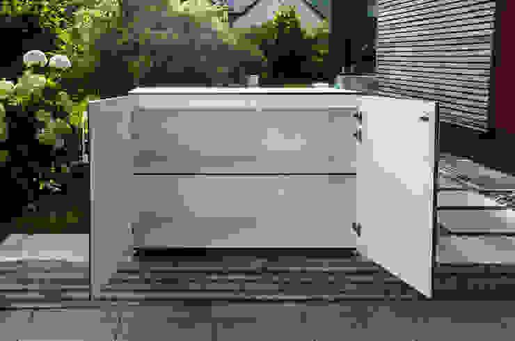 by design@garten - Alfred Hart - Design Gartenhaus und Balkonschraenke aus Augsburg