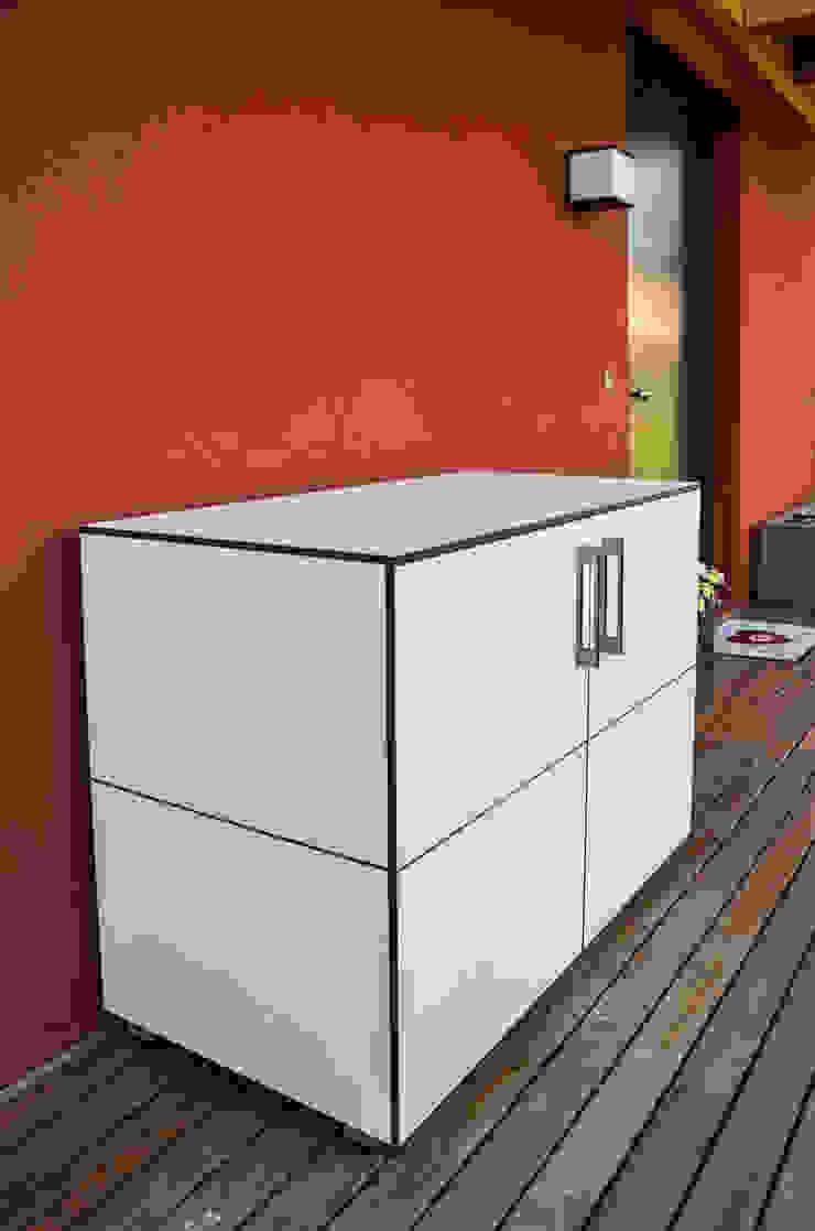 por design@garten - Alfred Hart - Design Gartenhaus und Balkonschraenke aus Augsburg