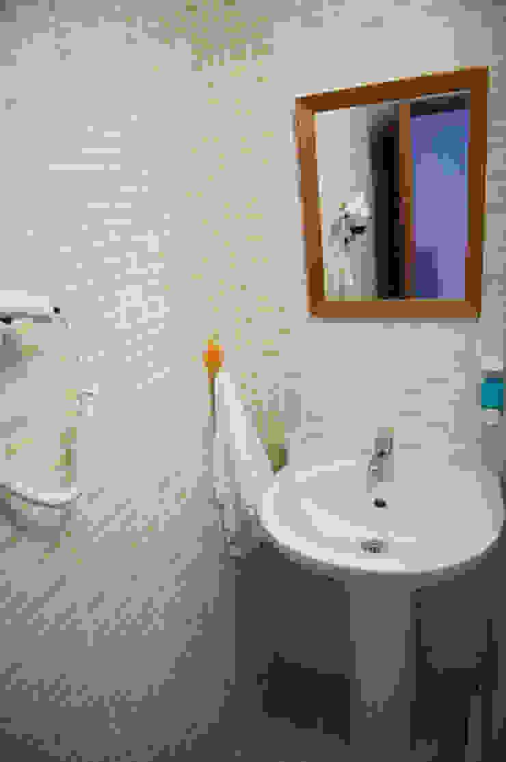 Pırpır Damı Modern Banyo ARAL TATİLÇİFTLİĞİ Modern