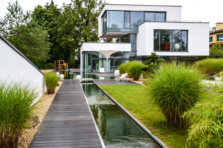 Gartenhaus @gart: modern  von design@garten - Alfred Hart -  Design Gartenhaus und Balkonschraenke aus Augsburg,Modern