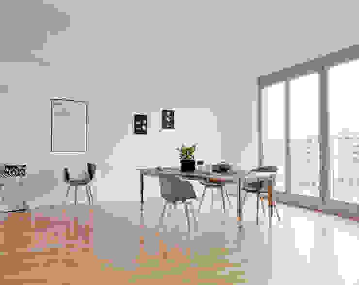 Berlin Penthouse von Cocolapine Design Skandinavisch