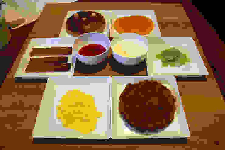 Hamburger GENTILE e altri di Ape Food Design