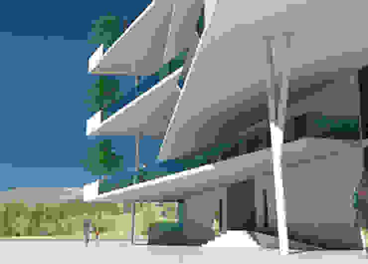 Ecohousing di Studio Vinci Architetto