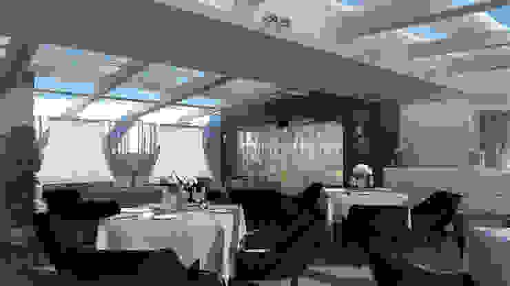 HOTEL EDEN – ROMA Hotel moderni di Studio Giangrande Moderno