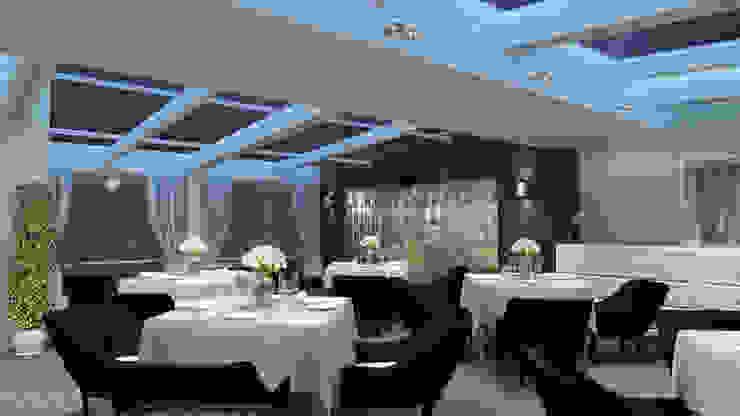 HOTEL EDEN - ROMA Hotel moderni di Studio Giangrande Moderno