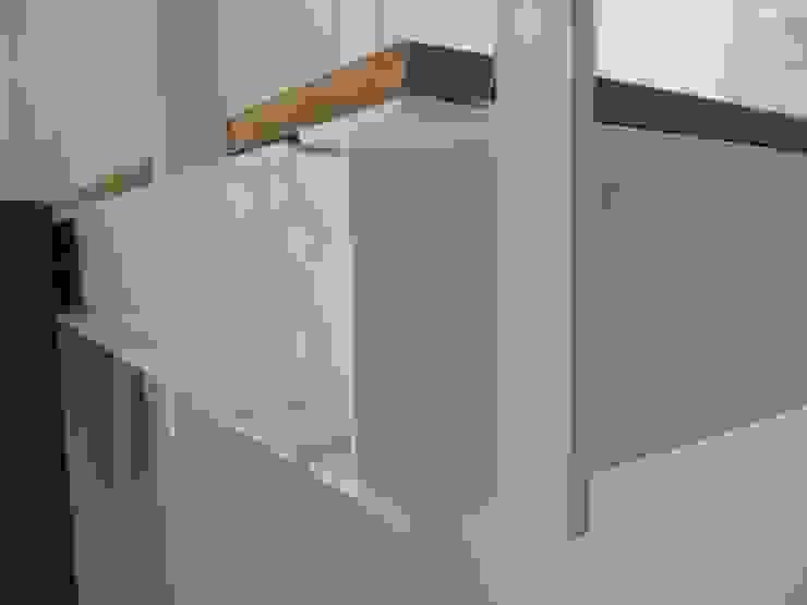 9MOR Salon minimaliste par OUI - Office for Urban Innovation Minimaliste