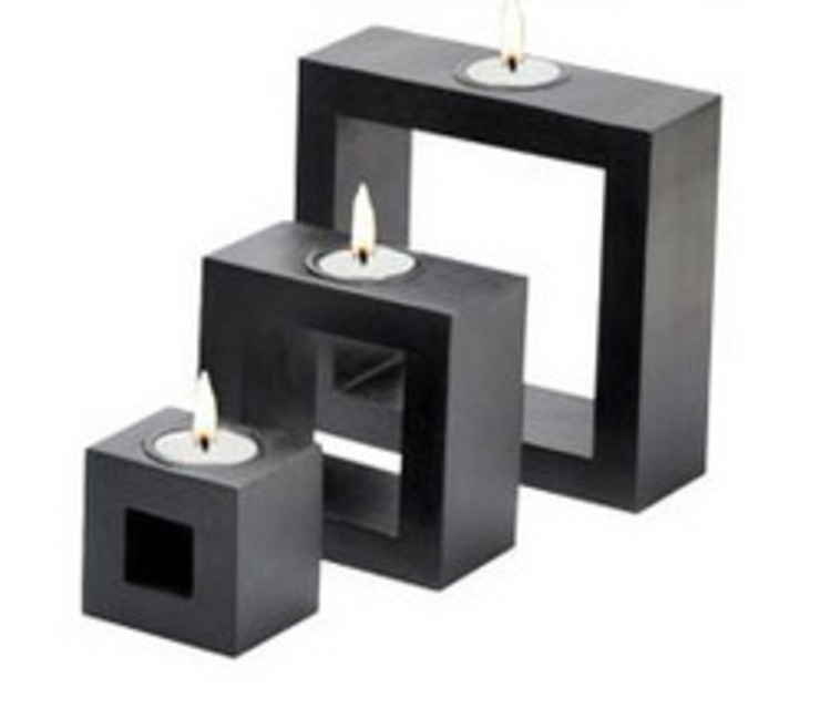 Wooden  Candle Stand: classic  by Wooden Gift Company,Classic