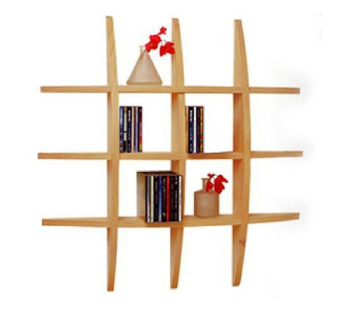 WALL SHELF: classic  by Wooden Gift Company,Classic