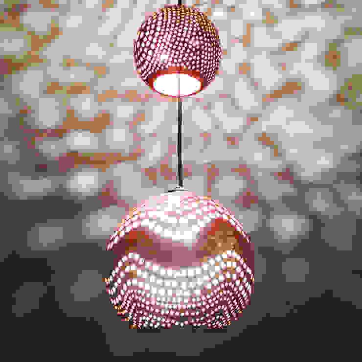 lampa aborygeńska: styl , w kategorii  zaprojektowany przez Aleksandra Mysiorska,Egzotyczny