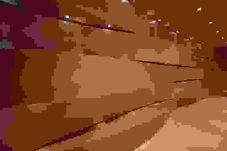 parete foyer Centro congressi moderni di Rizzo 1830 Moderno