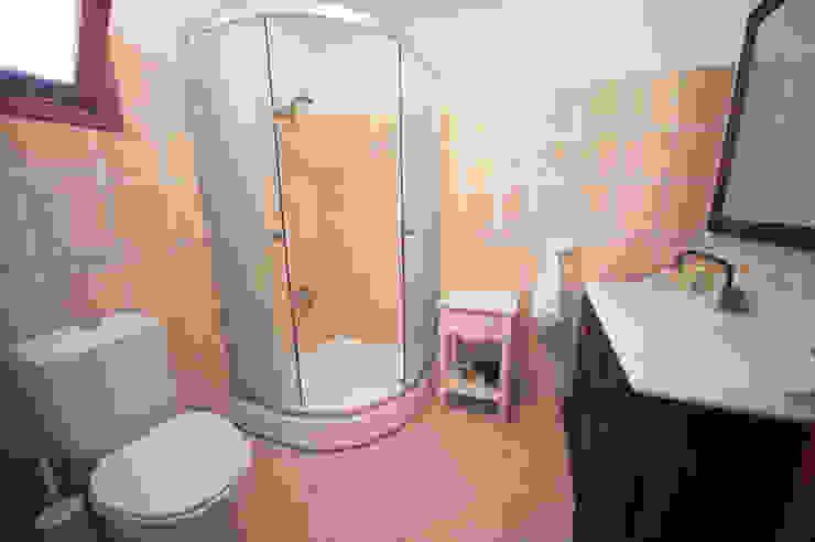 ARAL TATİLÇİFTLİĞİ Modern bathroom