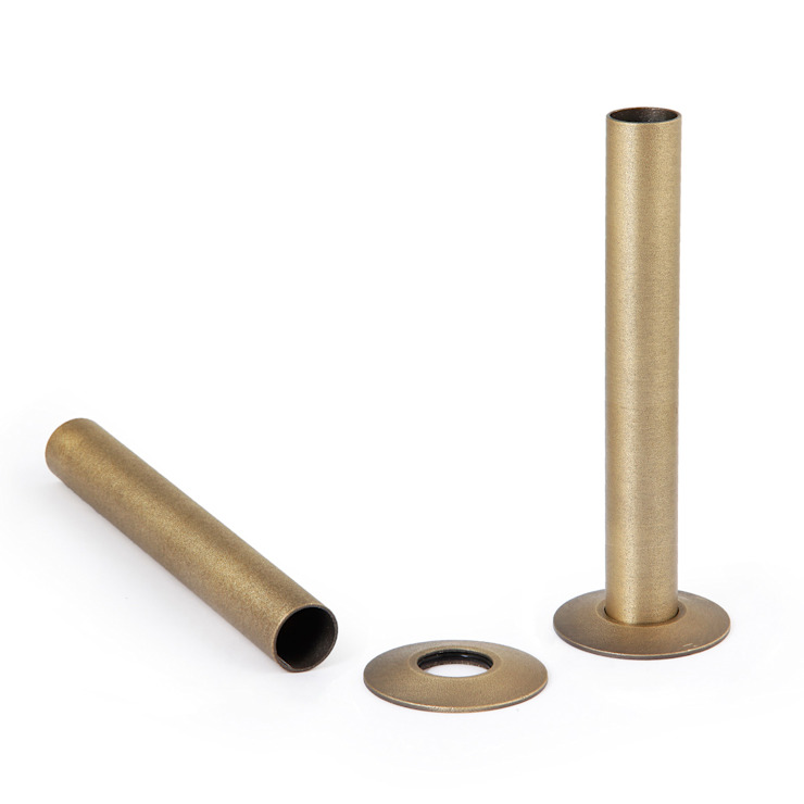 Natural Brass Shrouds and Baseplates Castrads Ltd Classic style living room