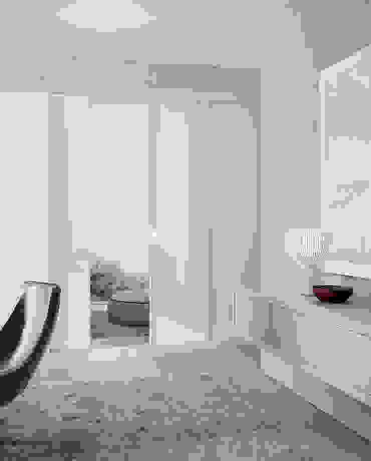 Moderne Wohnzimmer von MOVI ITALIA SRL Modern