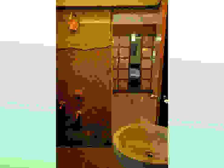Asian style bathroom by Design Kkarma (India) Asian