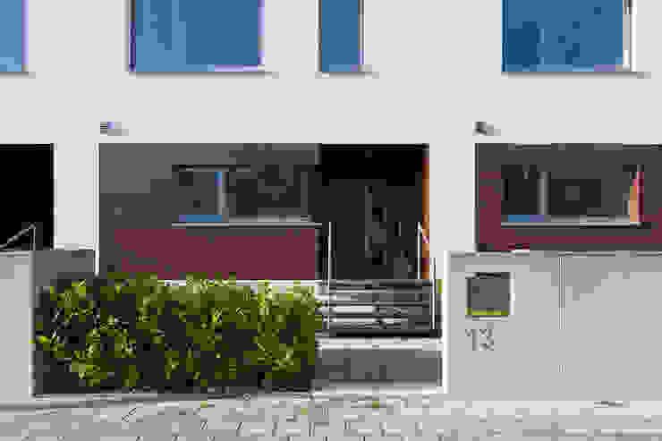 Eingang von Dewey Muller Partnerschaft mbB Architekten Stadtplaner