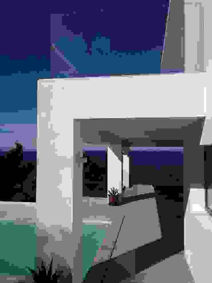 Ivan Torres Architects Terrace