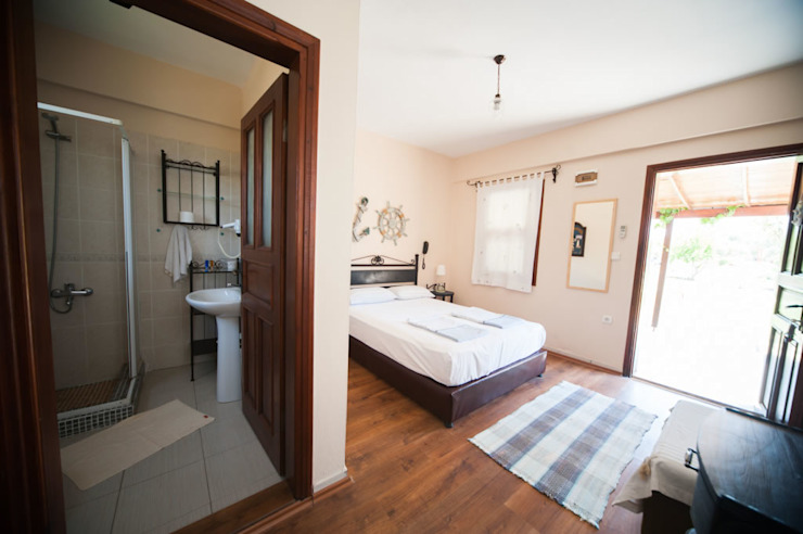 5 Houses Modern Yatak Odası ARAL TATİLÇİFTLİĞİ Modern