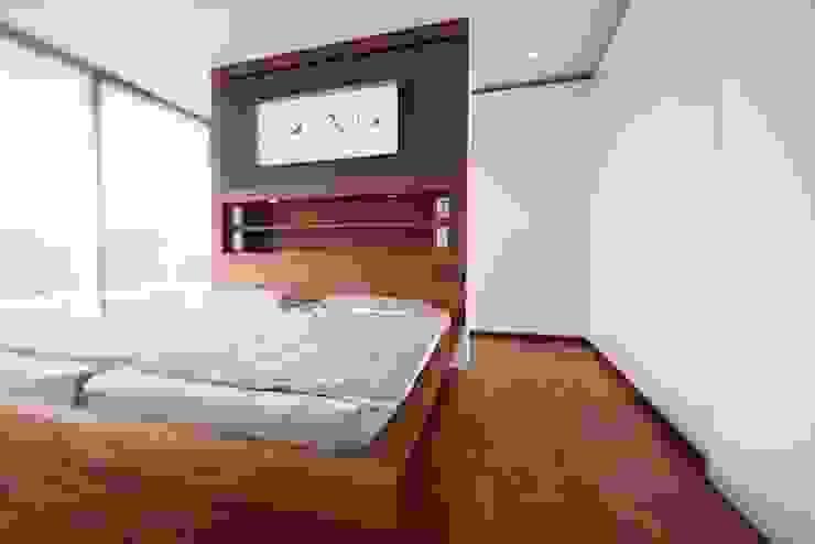 Anwesen in Freising Moderne Schlafzimmer von Herzog-Architektur Modern