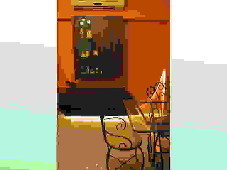 Residence in Lokhandwala Design Kkarma (India) Modern style bedroom