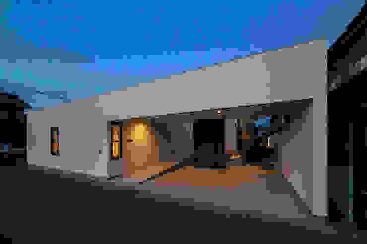 SUNOMATA モダンな 家 の 武藤圭太郎建築設計事務所 モダン