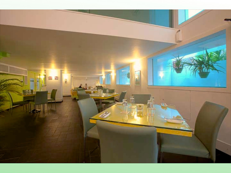 5 All Day Cafe at Colaba Mediterranean style gastronomy by Design Kkarma (India) Mediterranean
