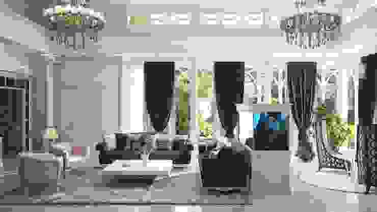 Living room by De Steil, Classic