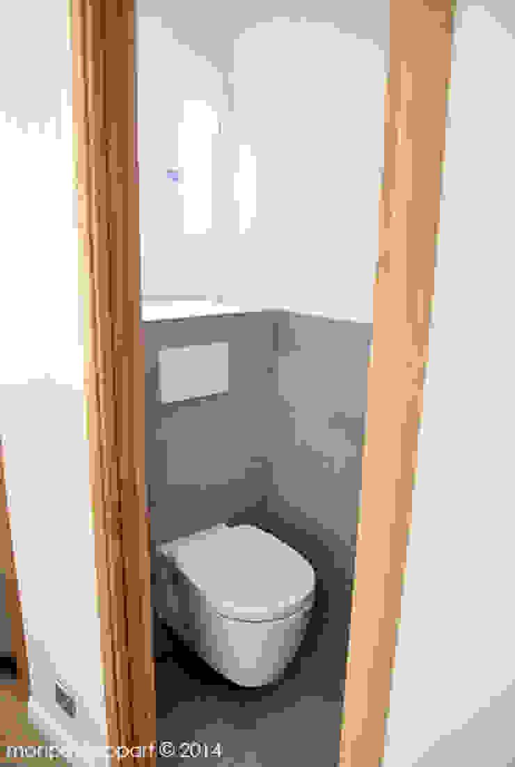 Toilettes Après 2 par monpetitappart Moderne